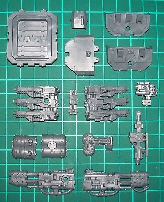 Warhammer 40k Land Raider Crusader/Redeemer Bits/Parts (7 Variants) • 2.99£