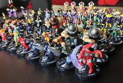 Heroclix Grab Bags Marvel DC TMNT NEW Opened • 9.99£