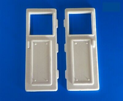 Model Boat Fittings Doors & Door Hinges - Choice Of Sizes Available • 10.99£