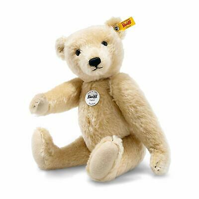 STEIFF CLASSIC AMADEUS JOINTED MOHAIR 36cm TEDDY BEAR NEW • 159.99£