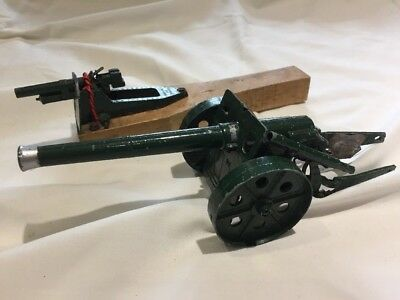 Two Collectable  Vintage Toy Cannons • 25£