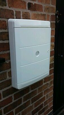 Meter Box Cover Or Overbox - Repair Solution For Gas / Elec Meterboxes • 58.75£
