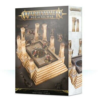 Dominion Of Sigmar: Shattered Temple Games Workshop Brand New 99120299053 • 27£
