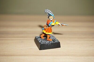Warhammer Citadel Mordheim Marienburger Youngblood - Metal Painted • 15.94£