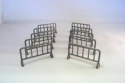Slot Car Scenics Spectator Fencing Barriers For Scalextric 3D Printed.  1:32 • 8.99£