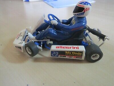Ninco Go Kart Allegrini No23 Slighly Used Totally Complete!!! Unboxed • 45£