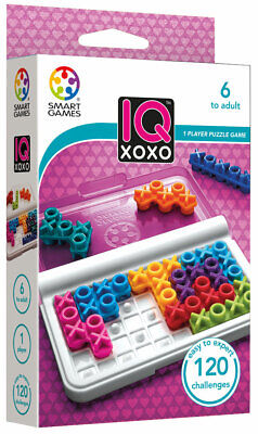 Smart Games IQ XOXO Puzzle Game • 10.79£