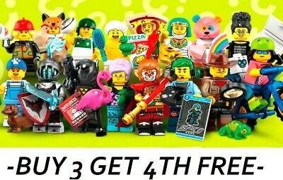 Genuine Lego Minifigures Series 19 71025 Pick Choose Your Own + Buy 3 Get 1 Free • 79.99£