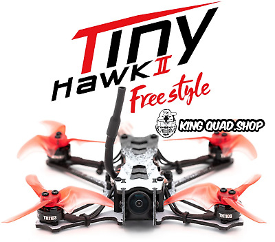 EMAX Tinyhawk II Freestyle - FPV Drone 2S - FrSky BNF • 110£
