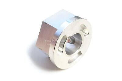 Atop RC Brake Disc Hub 7075 - Silver King Motor HPI Baja 5B • 19.99£