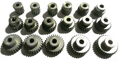 48P Pitch 3mm Pinion Gears 13t Tooth To 30t Fits Brushless Motor Crawler Traxxas • 4.99£