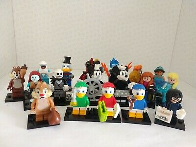 LEGO Disney Minifigures Series 2, Select Your Character. 71024 • 3.99£