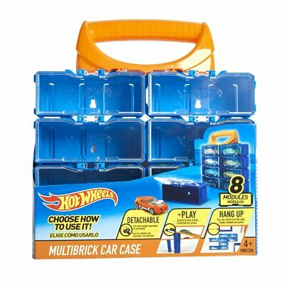 Hot Wheels Multibrick 8 Slot Car Carry Case • 5.99£