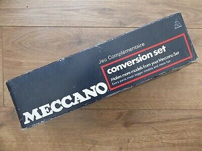 Meccano Conversion Set - Construction Set Rare • 29.99£