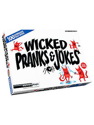 Marvin's Magic Wicked Pranks And Jokes Set • 15.99£