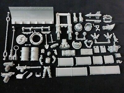 40K Imperial Guard Leman Russ Tank Accessories : Multi Parts Listing • 0.99£