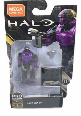 Mega Construx Halo Heroes Series 11 Lang  GLB60 New In Pack • 15.99£