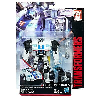 Transformers Generations Jazz Action Figure New / Sealed • 19£
