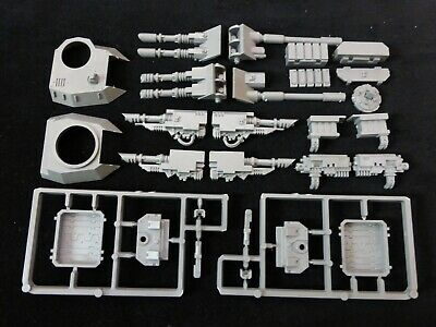40K Space Marines Predator Tank Vehicle Upgrades : Multi Parts Listing • 2.49£