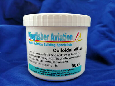 Kingfisher Aviation Colloidal Silica • 4.75£
