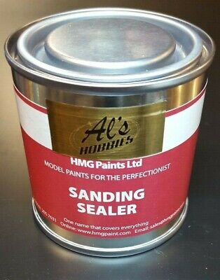 Sanding Sealer For All Balsa RC And Model Making Projects (ALS-5945) - (125 Ml) • 10.49£