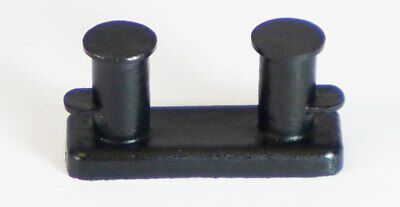 Model Boat Fittings Double Bollard Choice Of Sizes Available • 5.99£