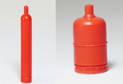 Model Boat Fitting Gas Bottles And Cylinders Choice Of Sizes Available • 7.50£
