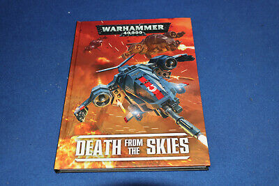 Death From The Skies Warhammer 40k  9781785810961 • 17.05£