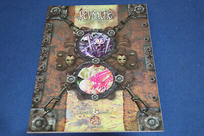 Revanche (Tribe 8 Cycle Book) Paperback – 2001 DP9-819 • 21.80£