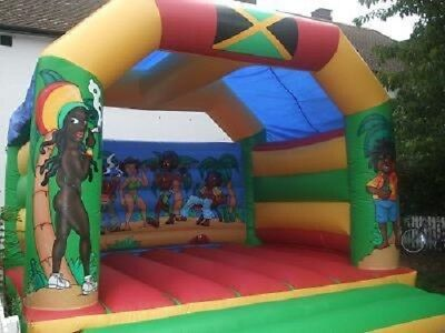 Commercial Inflatable Adult Bouncy Castles 15x15 • 750£