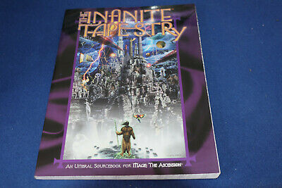 The Infinite Tapestry (Mage The Ascension) Paperback – 1 May 2003 • 47.49£