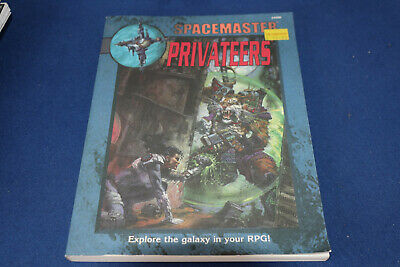 ICE  Spacemaster Privateers Paperback – 15 Apr 1997 #4500  • 28.49£