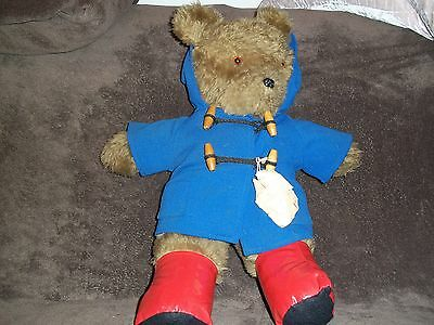 Soft Toy Paddington Bear Approx 19 Inches • 6£