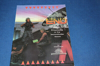 Millennium's End: Contemporary & Near-Future Roleplaying Game Paperback  • 14.99£