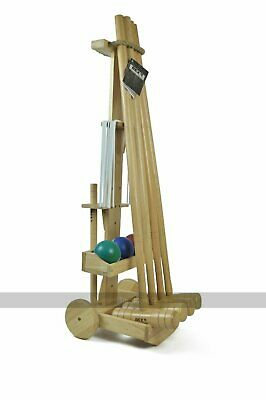 Bex Sport Pro Croquet Set With Trolley (4 Player) • 144.99£