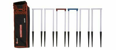 Uber Games Set Of 6 Club Croquet Hoops With Carrot Tips (UK) • 157.99£