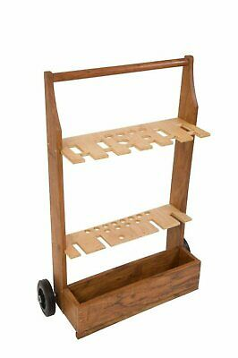 Uber Croquet Trolley Stand (for 4 And 6 Player Croquet Sets) (UK) • 79.99£