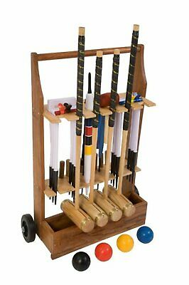 Uber Executive Croquet Set With A Stand • 359.90£