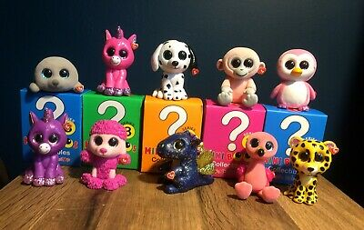 LAST STOCK - Ty Mini Boos Collectibles Figures - Series 3 • 4.50£