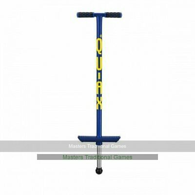 V200 Qu-Ax Pogo Stick - For Youngsters (Blue) • 59.99£