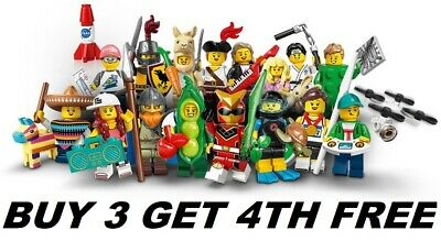 Lego Minifigures Series 20 71027 Pick Choose Your Figure + Buy 3 Get 1 Free  • 63.99£