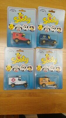 Sooty And Sweep Complete Car Collection Richmond Toys  • 50£
