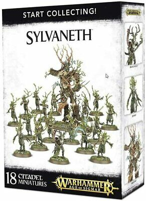 Games Workshop  Age Of Sigmar Start Collecting Sylvaneth • 55£