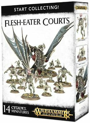 Games Workshop Flesh-Eater Courts: Star Collecting  • 60£