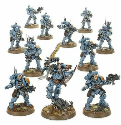 Warhammer 40k - Prophecy Of The Wolf - Space Wolves Half - Ragnar Blackmane • 55£