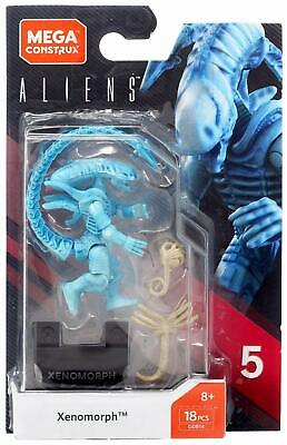 Mega Construx Aliens Xenomorph Series 5,mega Bloks. New And Sealed. • 17.99£