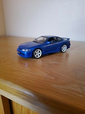 Hotworks 1:24 Nissan S15 • 60£