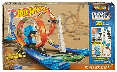 NEW Hot Wheels Track Builder System Power Booster • 45£