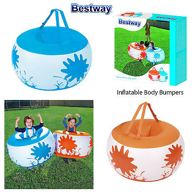 Bestway Inflatable Outdoor Garden Fun Kids Childrens Bonk Outs Body Bumpers Game • 19.98£