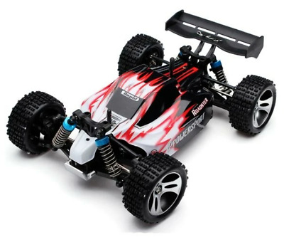 Wltoys A959 1:18 RC Car 2.4Ghz Off Road RC Trucks 4WD 50KM/H High Speed UK Stock • 49.99£